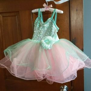 Weissman Ballerina Sparkle Tutu Small Child